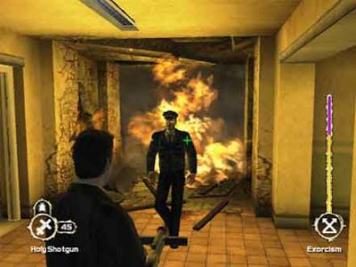 Constantine (PS2) 2005