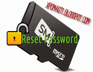 how to find the password of