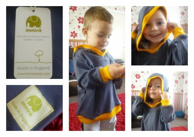 Yorkshire Blog, Mummy Blogging, Parent Blog, Immink, Hoody, Review,