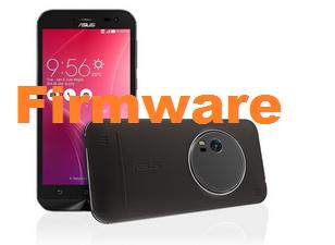 Firmware ASUS ZenFone Zoom