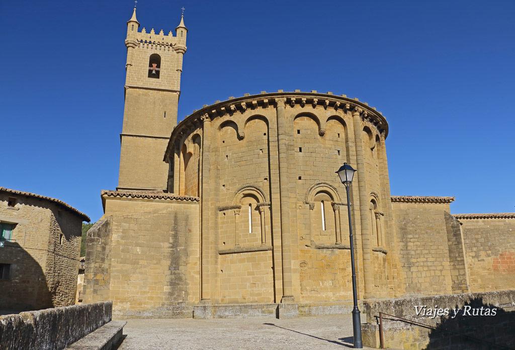 Iglesia de San Martín, Uncastillo, Zaragoza