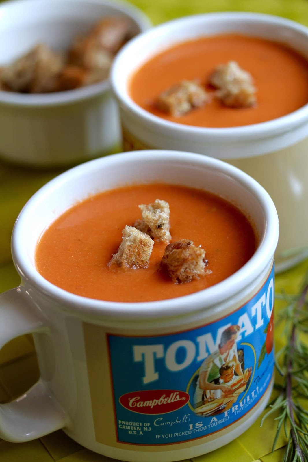 Smiths Vegan Kitchen Creamless Creamy Tomato Soup