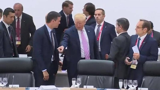 وأخر تم فك أزمة هواوي تنفرج بعد اجتماع الـ80 دقيقة بين ترامب وشي
