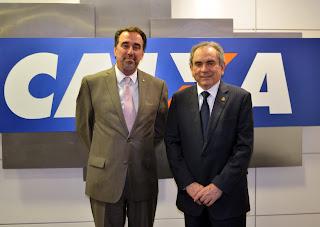 Raimundo Lira solicita ao presidente da CEF a instalação de agências bancárias no Conde e em Cacimba de Dentro