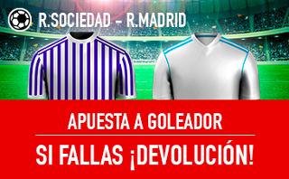 sportium devolucion Real Sociedad vs Real Madrid 17 septiembre