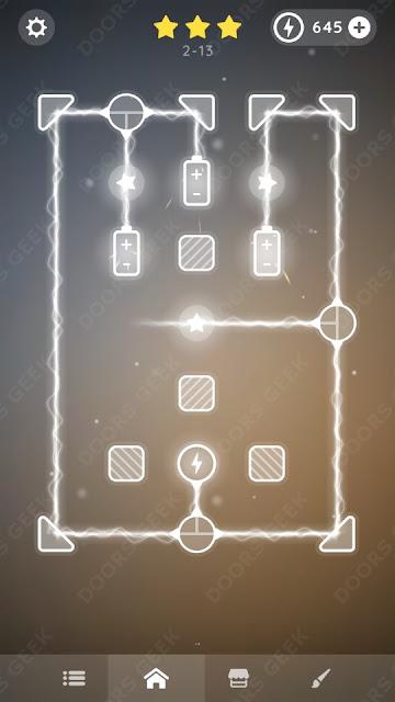 Laser Overload [Beginner] Level 2-13 Solution, Walkthrough, Cheats