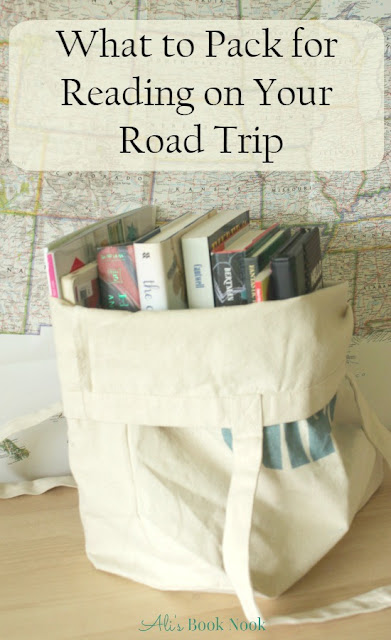 What should you pack to read on your road trip? suggestions for reading material