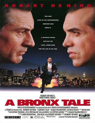Ver Una historia del Bronx (A Bronx Tale) (1993) Online