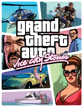 GRAND THEFT AUTO VICE CITY STORIES - HACK FULL   PPSSPP