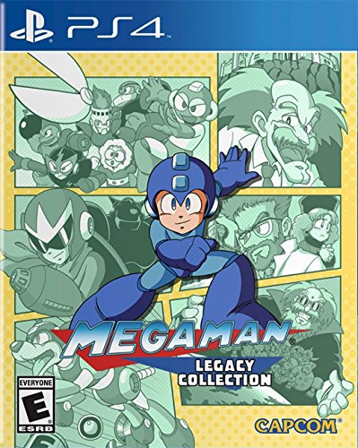 Mega Man Legacy Collection 2 se registra, ¿pronto su lanzamiento?