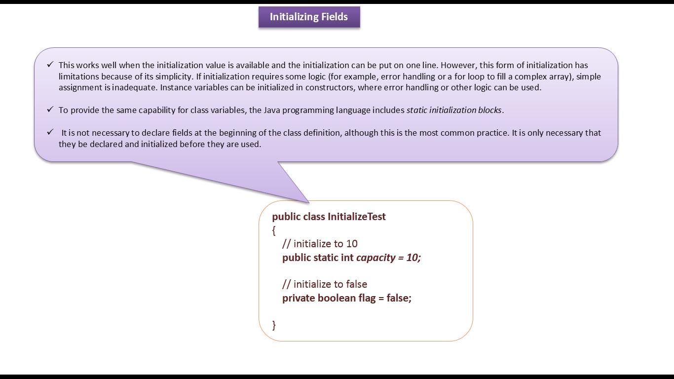 Java nested loops tutorial images any tutorial examples java ee java tutorial java initializing fields java tutorial java initializing fields baditri images baditri Gallery