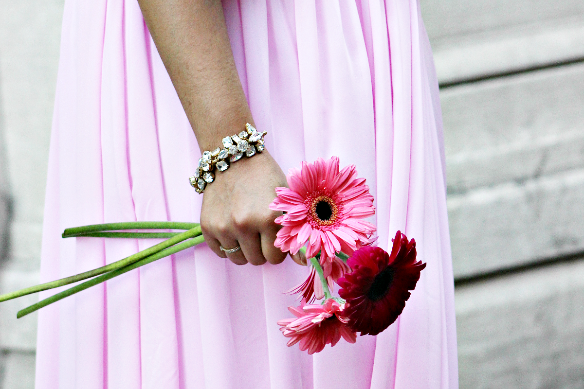 Pinks Dresses To Wear To A Wedding