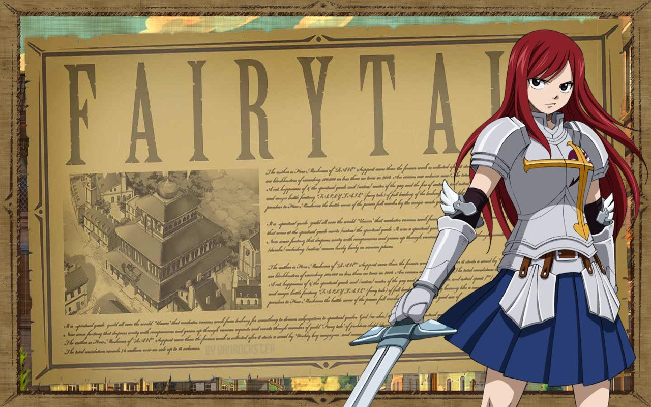 Fairy Tail Wallpapers for Phone