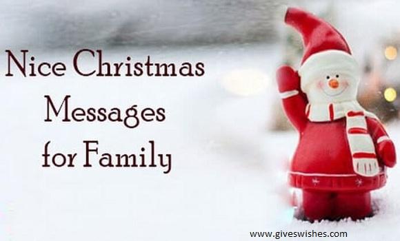 Best 25 christmas message for family christmas greetings for a merry christmas to the one i love so very much words can never describe how grateful i am for my family m4hsunfo