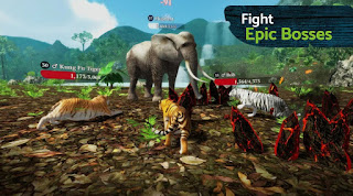 The Tiger MOD APK