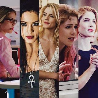 Arrow: Emily Bett Rickards, a Felicity, anuncia saída da série