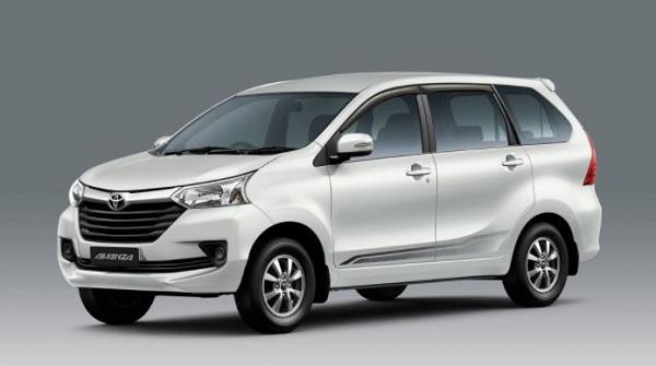 Mobil Toyota Avanza Masih Menjadi Favorit Keluarga Indonesia