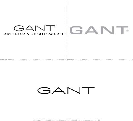 ... a GANT apresentou uma nova identidade visual. O novo logotipo,  inspirado na identidade visual original da marca, ganhou mais refinamento e  sofisticação. ab12a55256