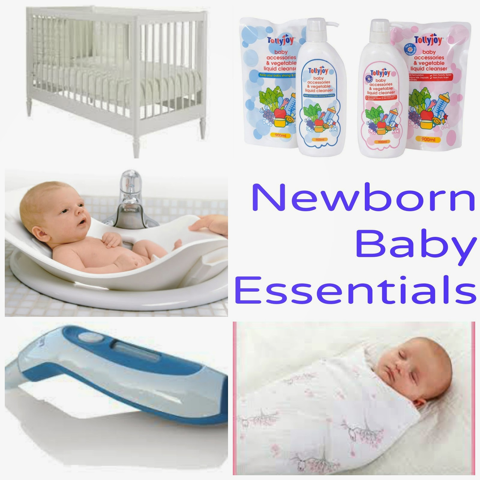 The Chill Mom Singapore Mum Blog Newborn Essentials