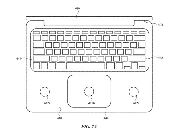 APPLE PATENT-MACBOOK