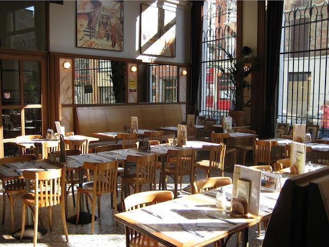 Brasserie Horta em Bruxelas