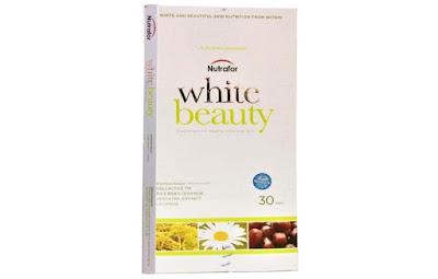 Harga Nutrafor White Beauty di Apotik