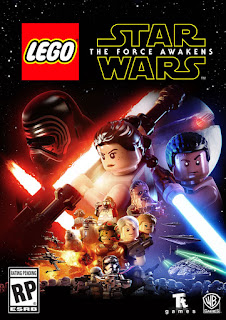 Lego Star Wars: The Force Awakens PS VITA GAME [.VPK]