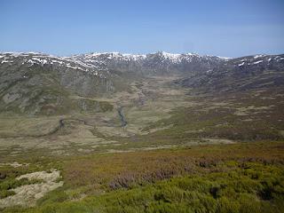 Valle glaciar de Sanabria