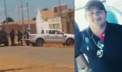 Foragido da justiça do Sertão de Pernambuco, morre em confronto com a PM na Bahia