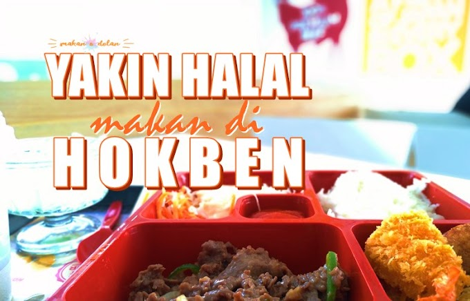 Your Halal Bento is Our Command