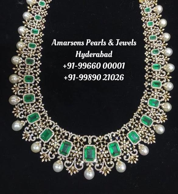 Classic Diamond Long Haar by Amarsons