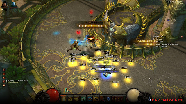 Diablo III Gameplay Screenshot 2