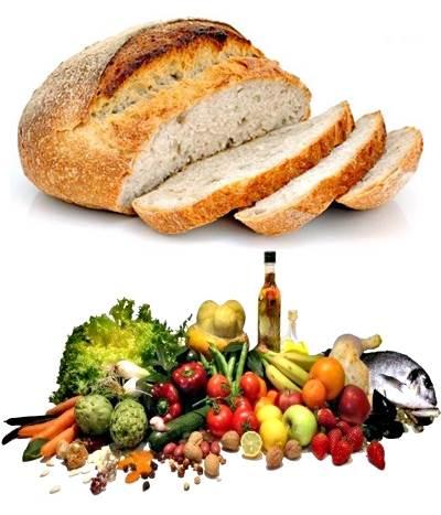 El pan blanco es nutritivo