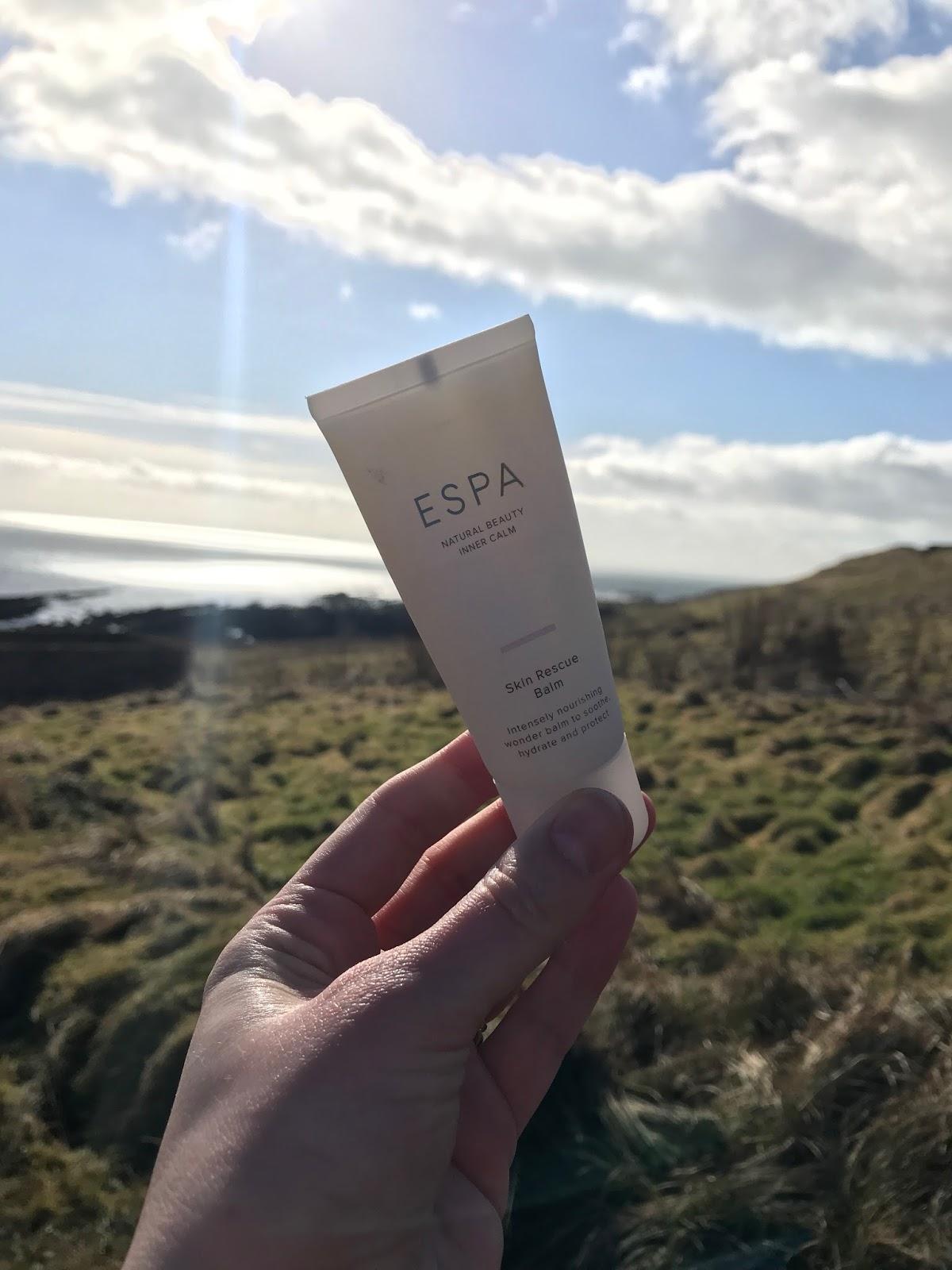 espa skin rescue balm