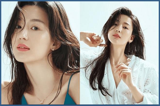 Jun Ji Hyun The secret of her enduring elegance 2020