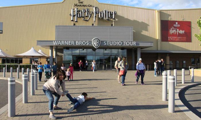 Warner Bros Studios Tour London