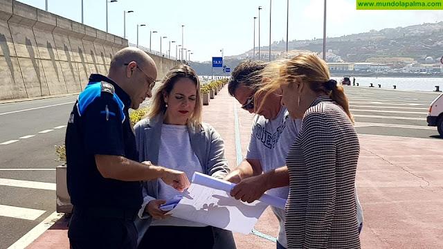 La Feria Insular de Artesanía abarcará 3.000 metros cuadrados de superficie en el Puerto de Santa Cruz de La Palma