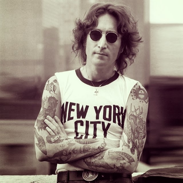 14-John-Lennon-Cheyenne-Randall-Shopped-Tattoos-Tattooed-Celebrities-www-designstack-co