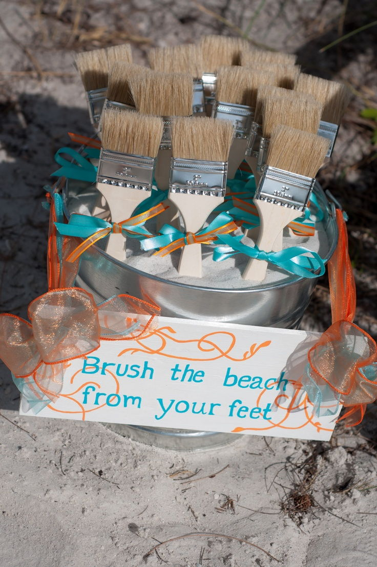 Favor For Your Beach Wedding All About Wedding