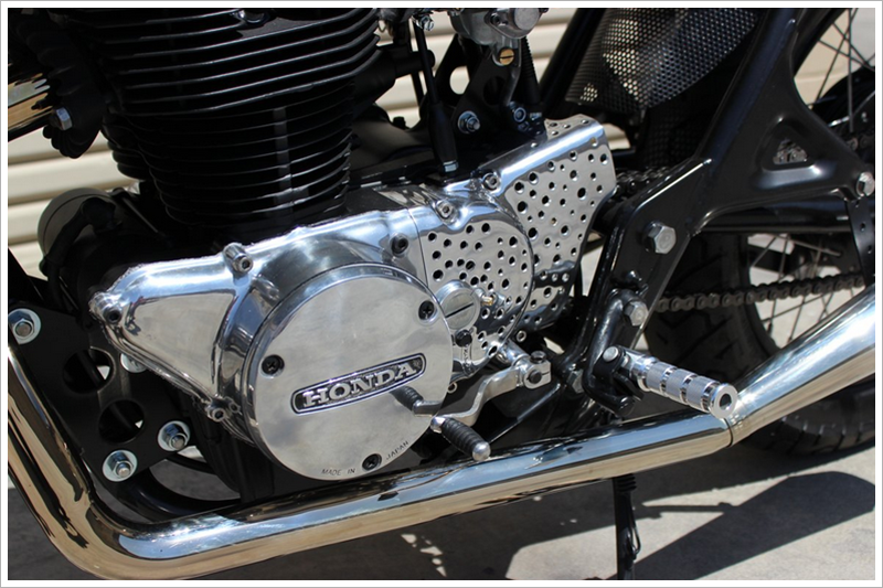 Blackjack - 1975 honda cb500t - Slots x-dock