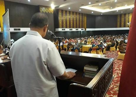 Wagub Ajak Bamus Nagari Tangkal Narkoba, LGBT dan Pekat