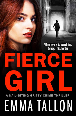 Fierce Girl by Emma Tallon - Books On Tour
