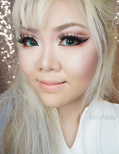 vassen crystal circle lens review i fairy