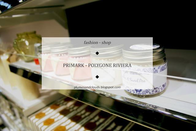 Bougie parfumée Primark Sweet Pea