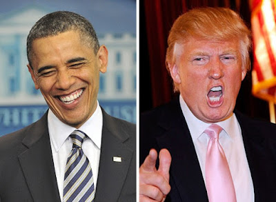 White House Correspondents' Dinner: President Obama Makes Jest Of Donald Trump