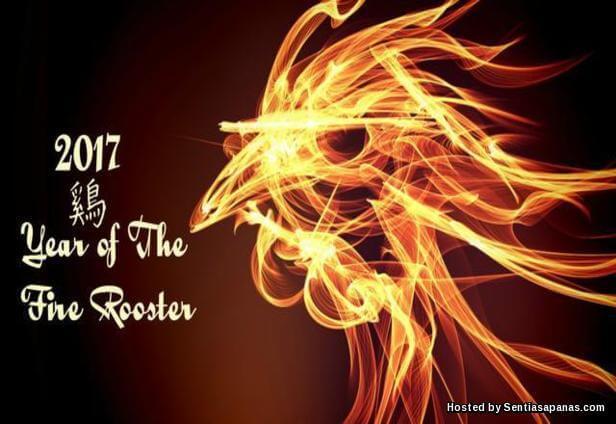 Tahun Ayam Api