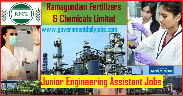 RFCL Recruitment 2019 Junior Engineering Assistant 53 Posts Online