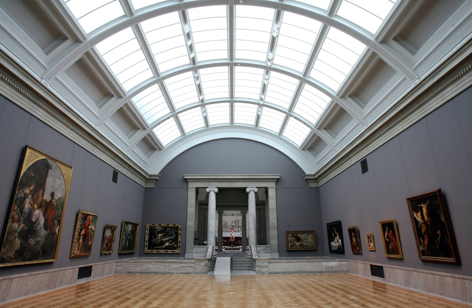 Cleveland Museum Of Art: Seeks Ghosts: The Cleveland Museum Of Art