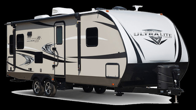 Ultralight Travel Trailers