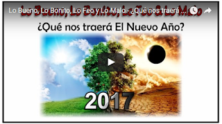 Lo Bueno,imagen  Lo Bonito, Lo Feo y Lo Malo - ¿Qué nos traerá El Nuevo Año? N° 11